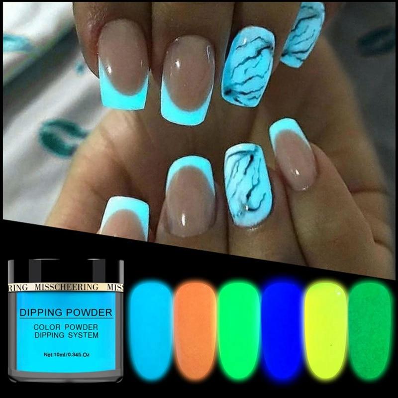 Neon Nail Pigments, Neon Nail Pigments