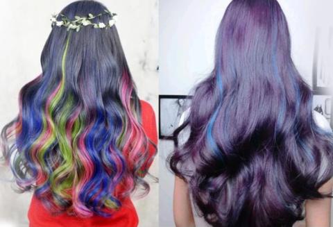 Fast Hair Dye Set, Fast Hair Dye Set