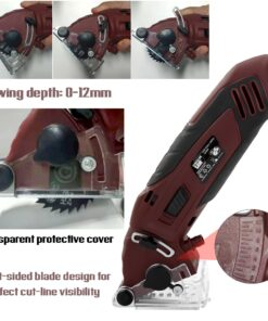 Ang Nakita nga Multi-function Circular Saw, Multi-function Circular Saw