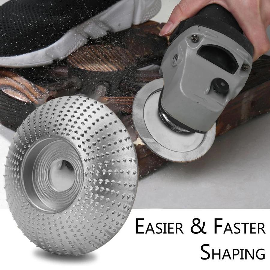 Grinder Shaping Disc, Grinder Shaping Disc