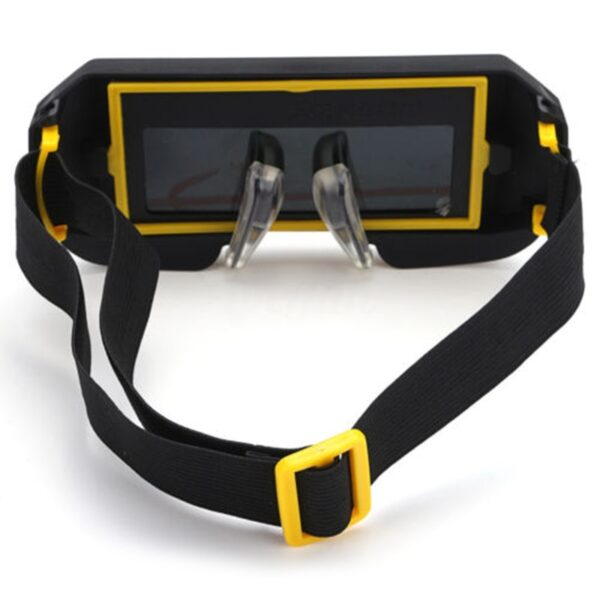 Auto Darkening Welding Helmet DIN11 Durable Automatic Light Change Anti Glare Eyes Shied Goggle Glasses Masks 2