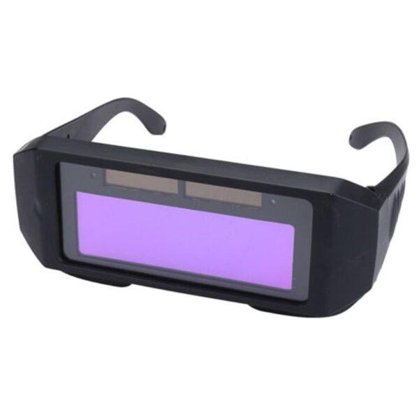 Auto Darkening Welding Helmet DIN11 Durable Automatic Light Change Anti Glare Eyes Shied Goggle Glasses Masks 5