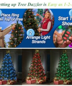 Christmas Tree LED String Lights, Christmas Tree LED String Lights