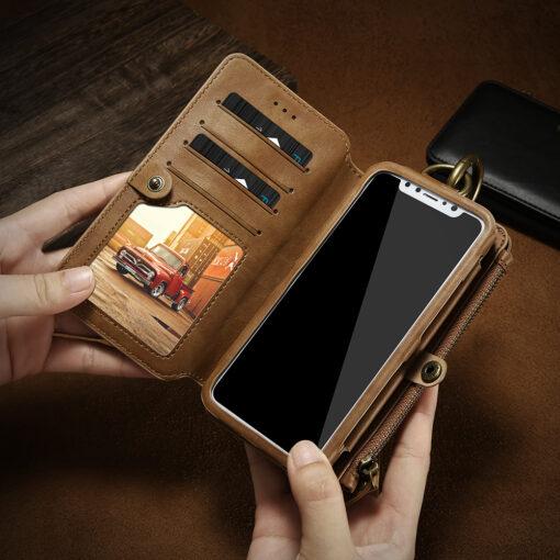 Luxury Retro Wallet Phone Case, Luxury Retro Wallet Phone Case