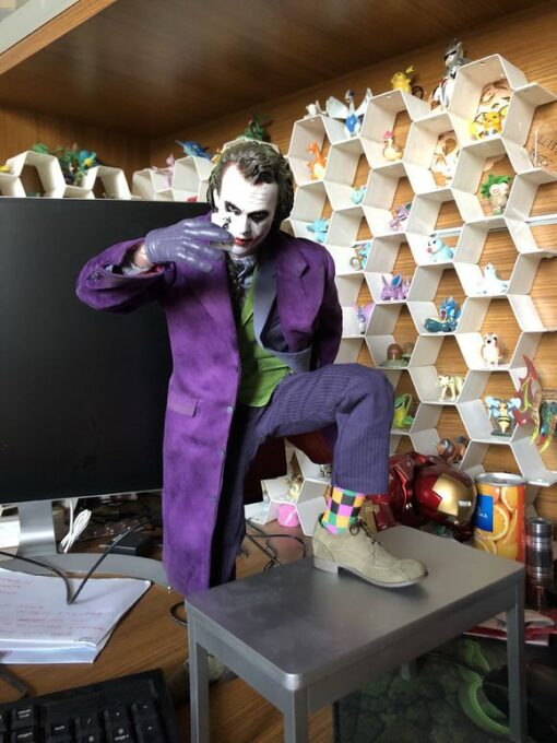 The Joker Collectible Figure, The Joker Collectible Figure