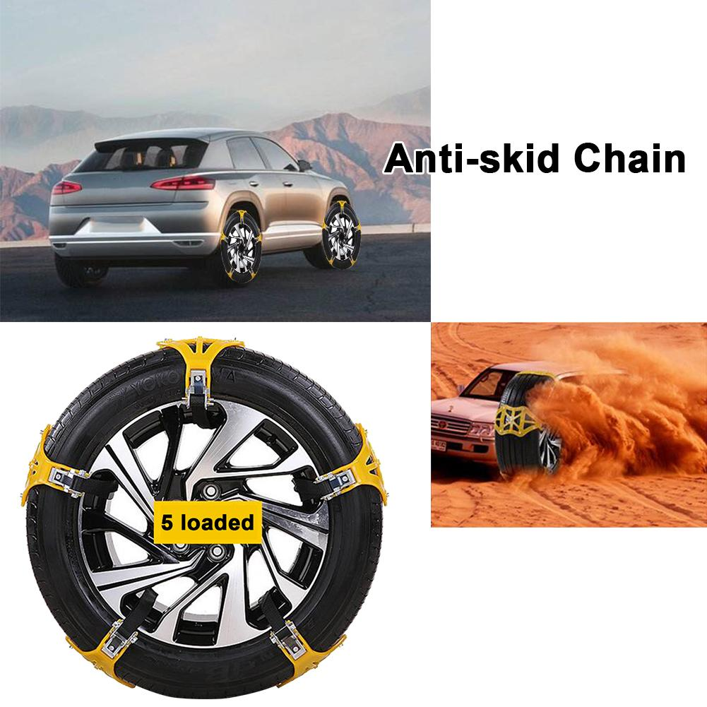 Car Tire Snow Chains, Car Tire Snow Chains