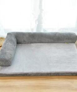 Luxury Removable Soft Lounge Orthopedic Dog Bed