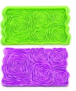 Rosette Ruffle Simpress, Rosette Ruffle Simpress
