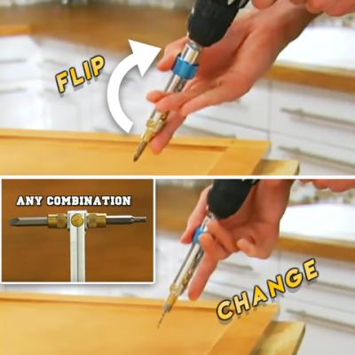 Drill Flip Drive Kit, Drill Flip Drive Kit