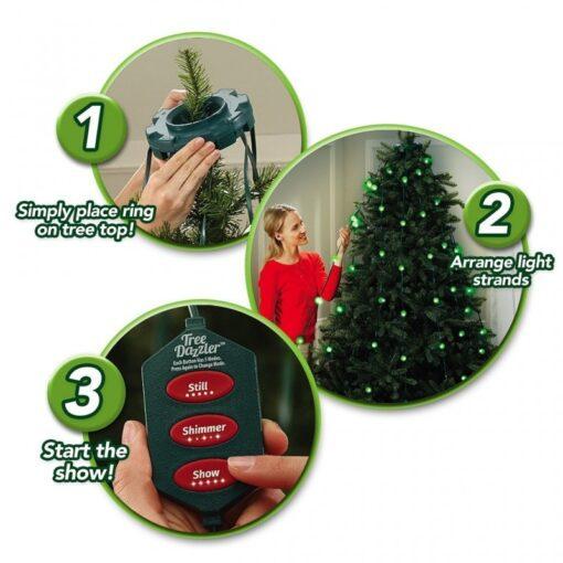 Christmas Tree LED String Lights, Christmas Tree LED String Lights