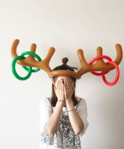 Christmas Ring Toss Game