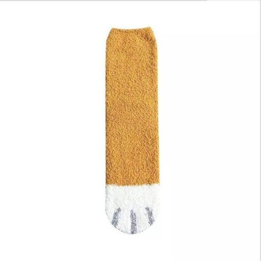 Winter Cat Claws Warm Sleep Floor Socks, Winter Cat Claws Warm Sleep Floor Socks