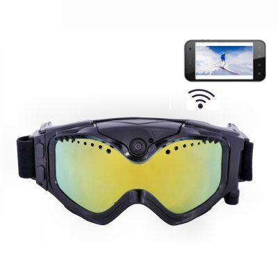 Camera Ski Goggles, Camera Ski Goggles
