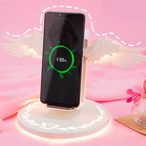 Angel Wing Wireless Fast Charger, Angel Wing Wireless Fast Charger