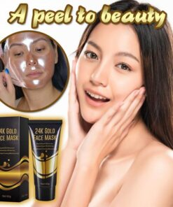 Gold Collagen peel off mask, 24K Gold Collagen peel off mask