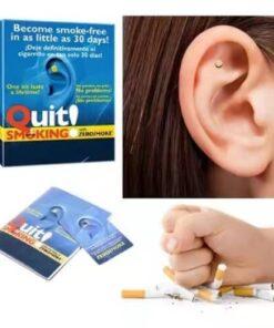 2Pcs Magnet Quit Smoking Acupressure Patch NO Cigarette Health Therapy Stop Smoking Anti Smoke Patch Smokeless