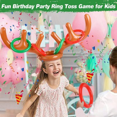 Christmas Ring Toss Game, Christmas Ring Toss Game