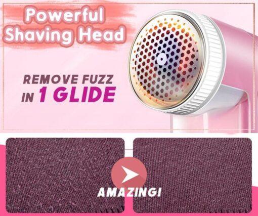 Electric Fabric Defuzzer, Electric Fabric Defuzzer