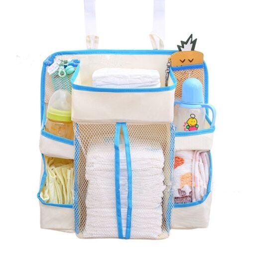 Nursery Organizer and Baby Diaper Caddy, Nursery Organizer and Baby Diaper Caddy