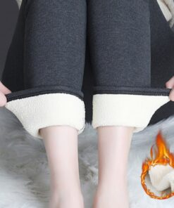 Winter tight warm thick cashmere pants, Winter tight warm thick cashmere pants