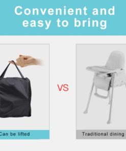 Portable Baby Feeding High Chair, Portable Baby Feeding High Chair