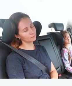 Car Headrest Neck Support Sleeping Cushion, Car Headrest Neck Support Sleeping Cushion