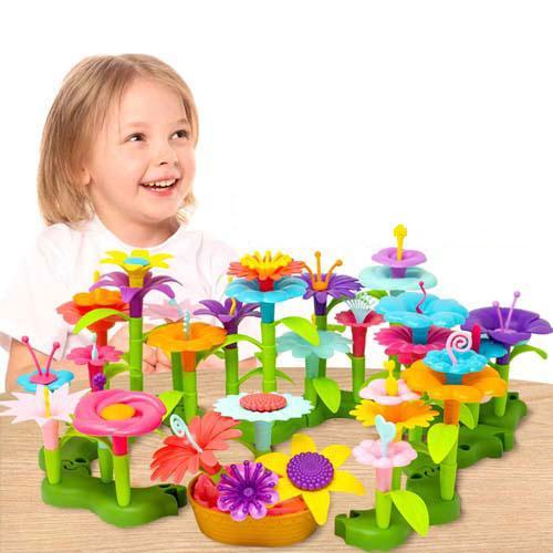 Flower Garden Building Toys, Flower Garden Building Toys