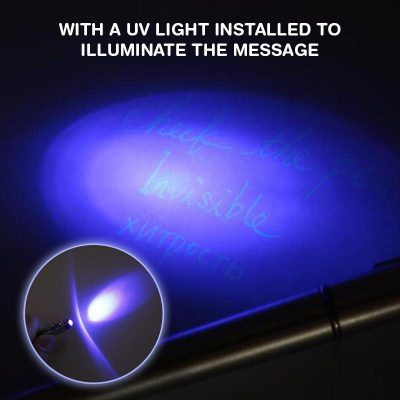 Invisible Ink Pen, Invisible Ink Pen