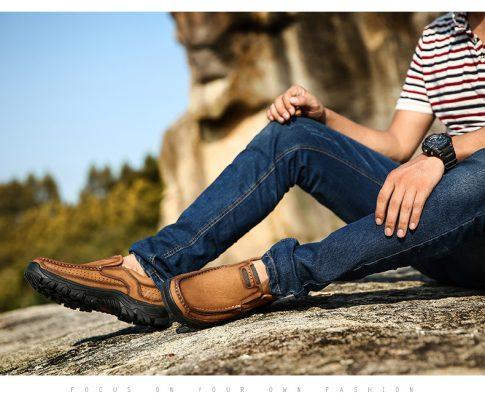 Handmade Men's Comfortable&Durable Shoes, Handmade Men's Comfortable&Durable Shoes