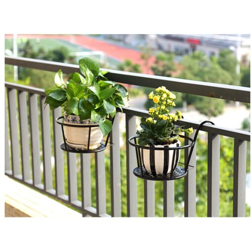 The Rail Fence Flower Planters Holder, The Rail Fence Flower Planters Holder
