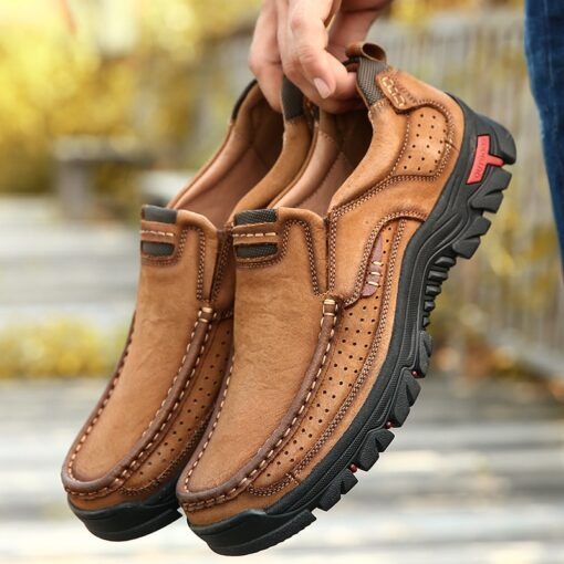Handmade Men's Comfortable&Durable Shoes, Handmade Men's Comfortable&Durable Shoes
