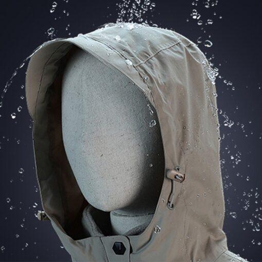 Winter Thick USB Heating Cotton Waterproof Jacket, Winter Thick USB Heating Cotton Waterproof Jacket