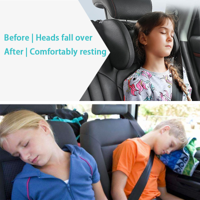 Car Headrest Neck Support Sleeping Cushion, Car Headrest Neck Support Sleeping Cushion