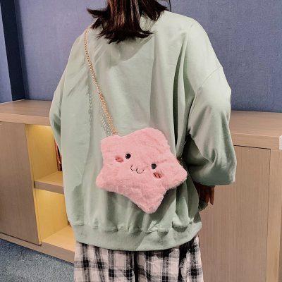 Star Crossbody Bag, Star Crossbody Bag