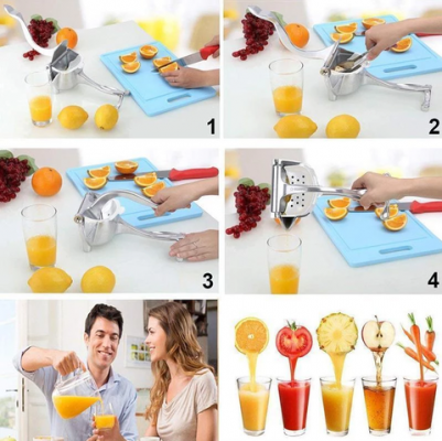 Fruit Juice Squeezer, Fruit Juice Squeezer