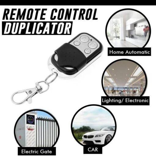 Remote Control Duplicator, Remote Control Duplicator