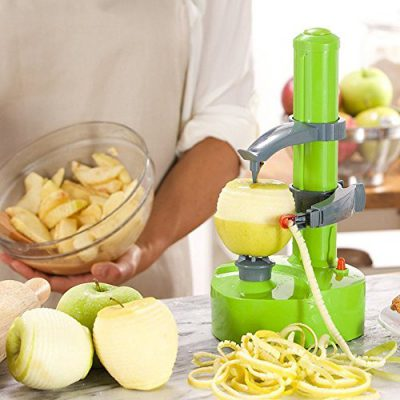Stainless Steel Electric Fruit Peeler, Stainless Steel Electric Fruit Peeler