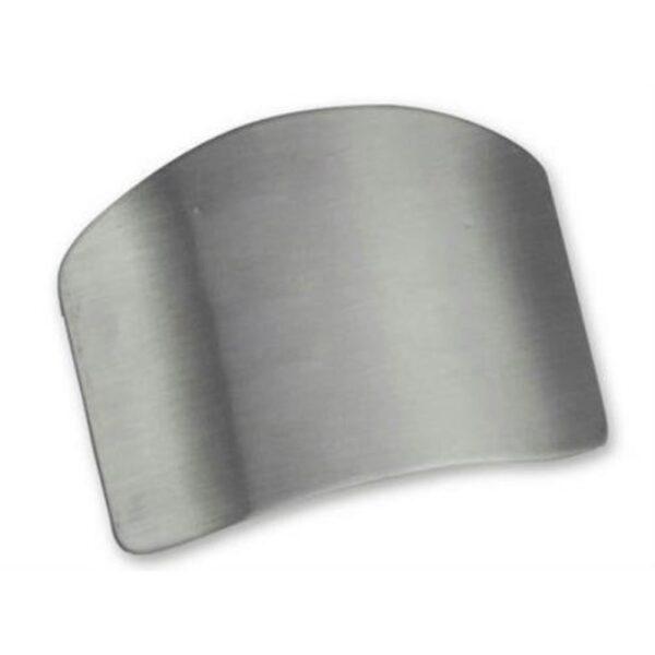 1 Pcs Finger Guard Protect Finger Hand Cut Hand Protector Knife Cut Finger Protection Tool Stainless 2