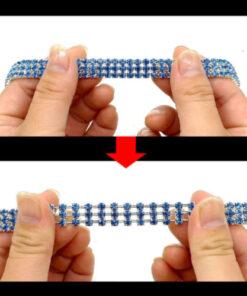 Crystal Pet Collar, Crystal Pet Collar