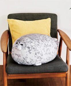 Seal Pillow
