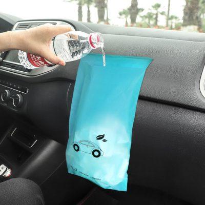 Adhesive Car Trash Bag, Adhesive Car Trash Bag