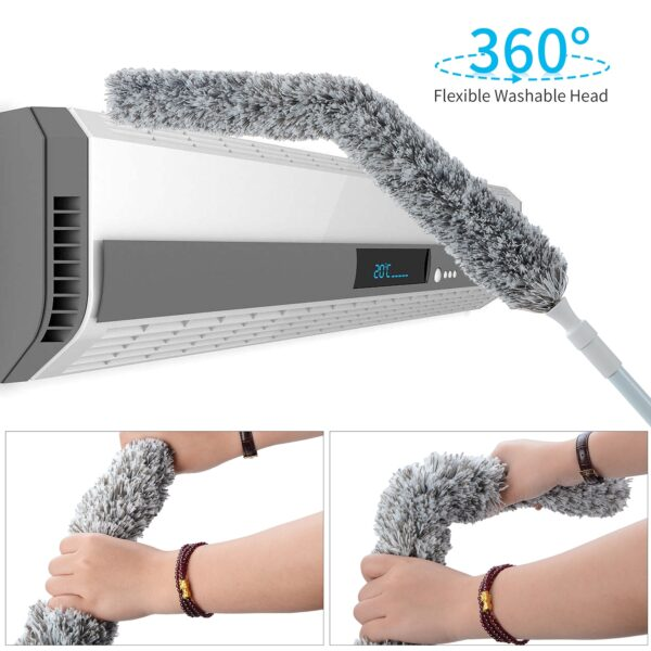Extendable Microfiber Duster