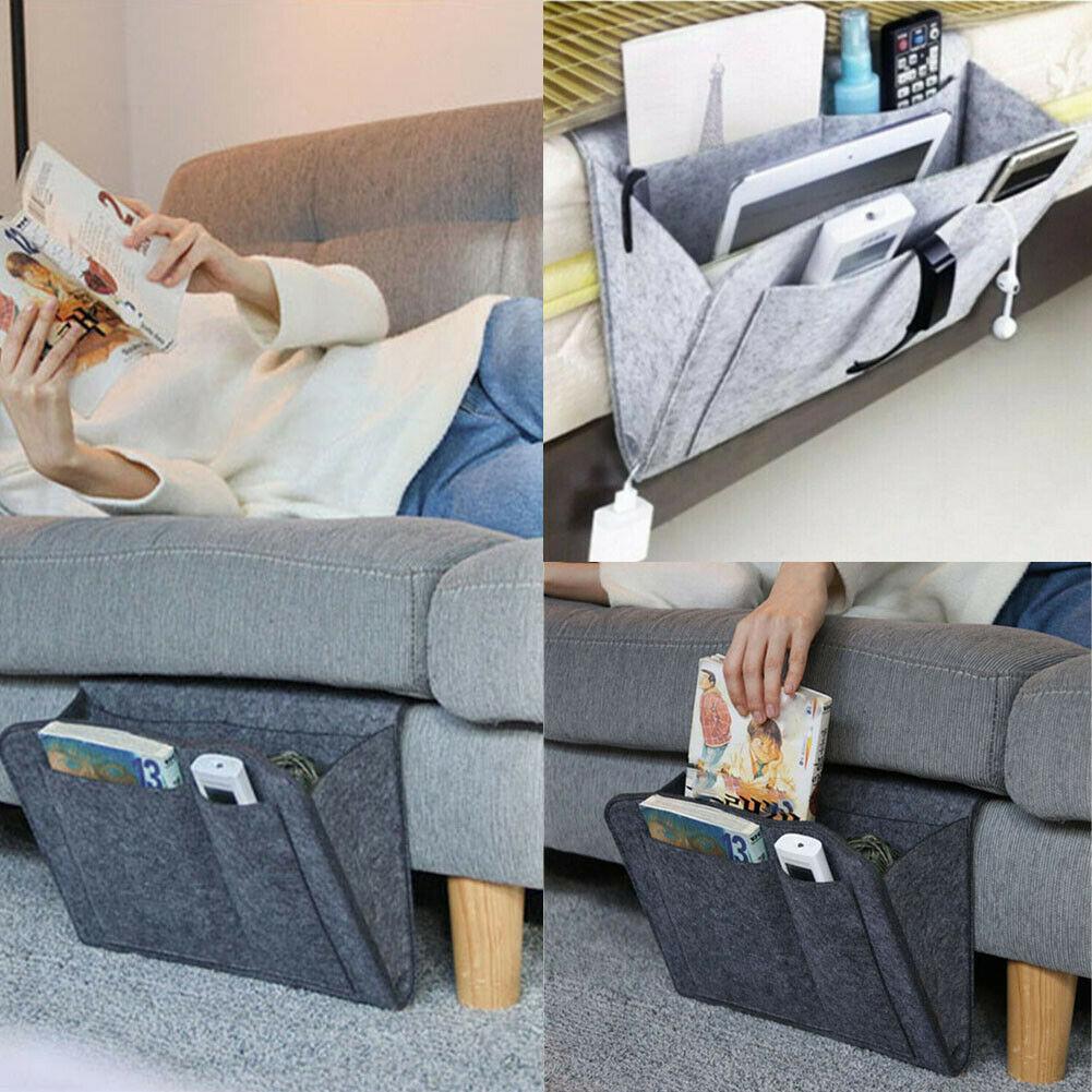 Sofa Bedside Felt Storage Bag Not