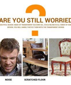 Furniture Silicon Protection Cover, Furniture Silicon Protection Cover
