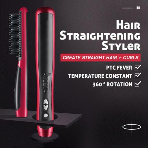 Hair Straightening Styler, Hair Straightening Styler