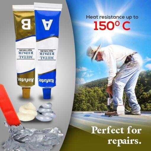 Metal Repair Paste, Metal Repair Paste