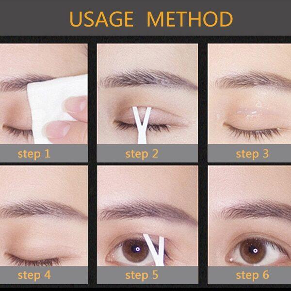 New Double Eyelids Styling Shaping Cream Tools Professional Invisible Long Lasting Lift Eyes Women Practical Eyelid 4
