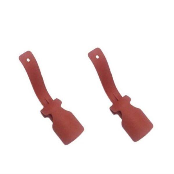 2PCS Lazy Unisex Wear Shoe Horn Helper Shoehorn Shoe Easy on and off Shoe Sturdy Slip 3.jpg 640x640 3