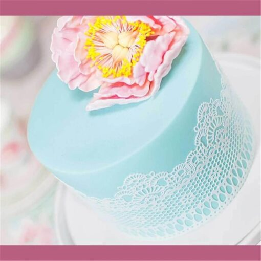 Cake Lace Decoration Mould, Cake Lace Decoration Mould