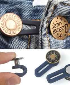 Jeans Retractable Button, Jeans Retractable Button (3PCS)